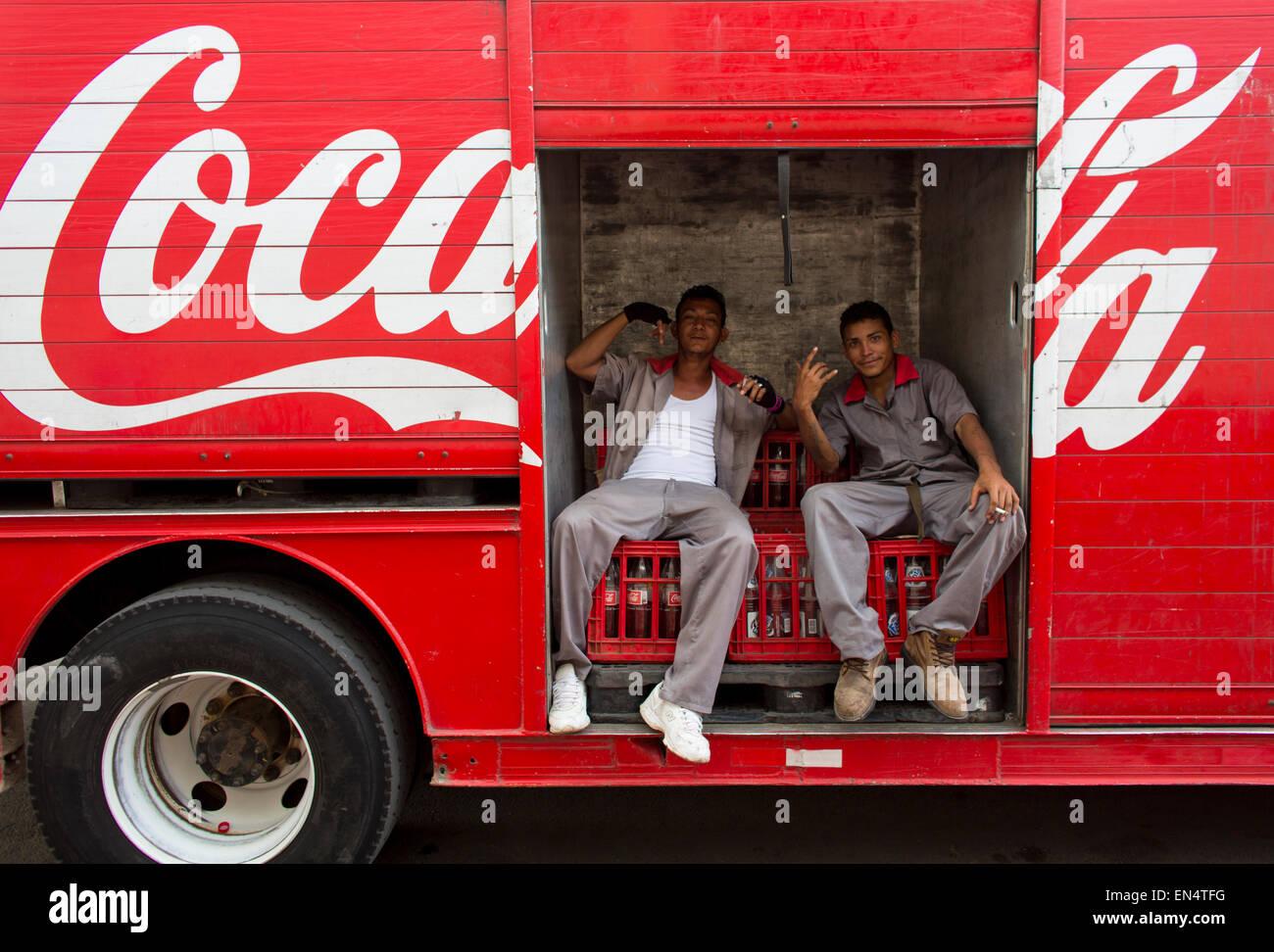 coca cola delivery driver schedule