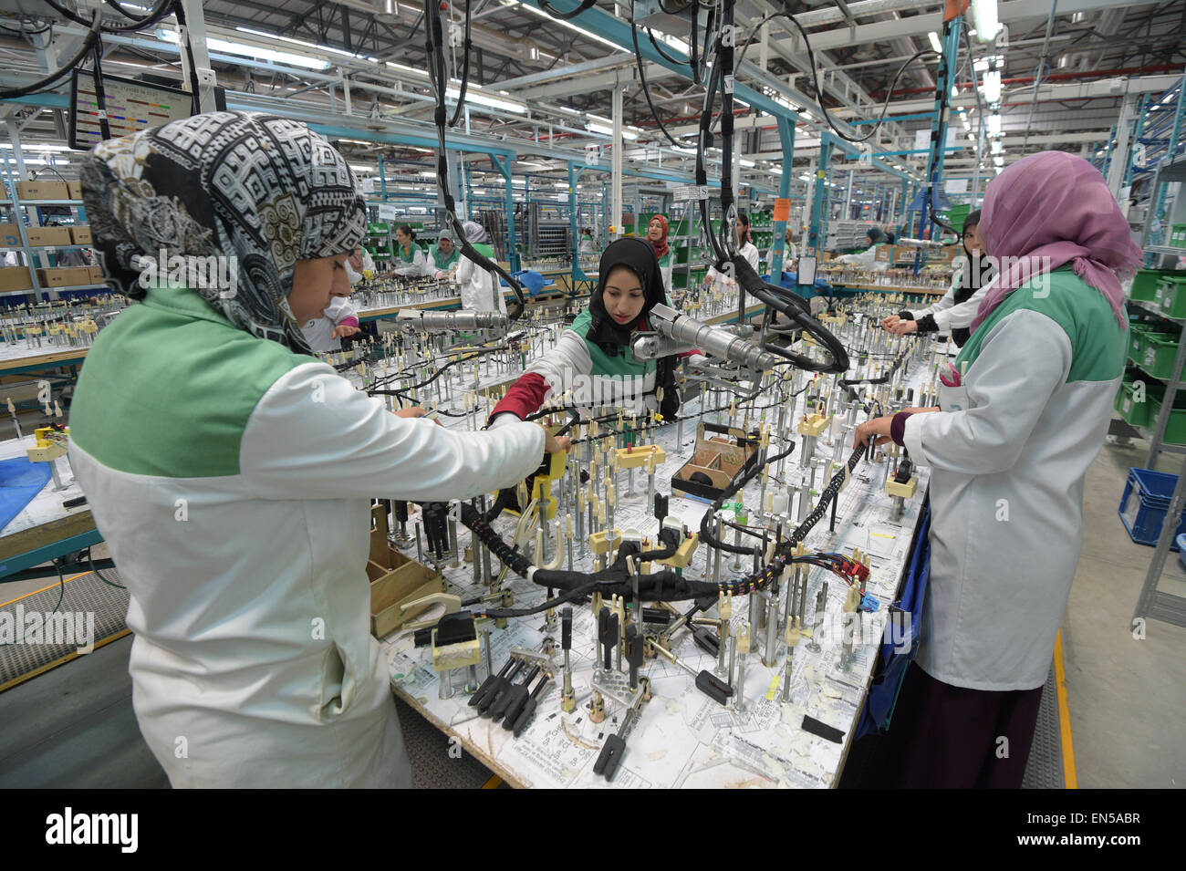 Wiring Harness Manufacturer Tunisia Diagrams Automotive Suppliers Stock Photos Images Alamy Rh Com Car Custom