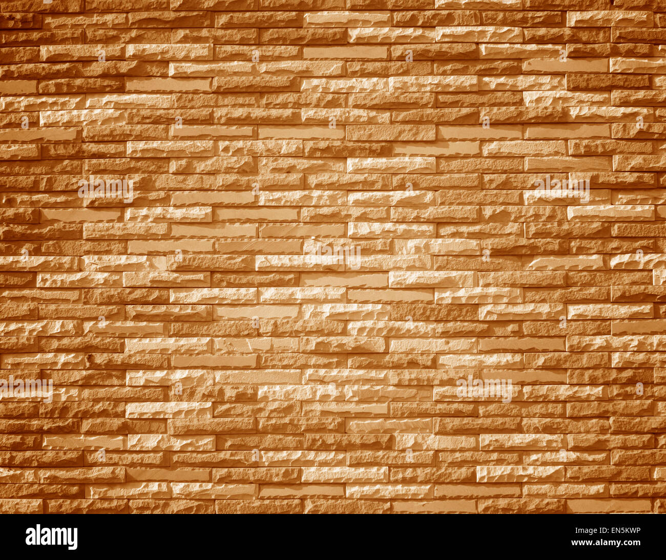 Stone Wall Tile construction wall interior background. - Stock Image