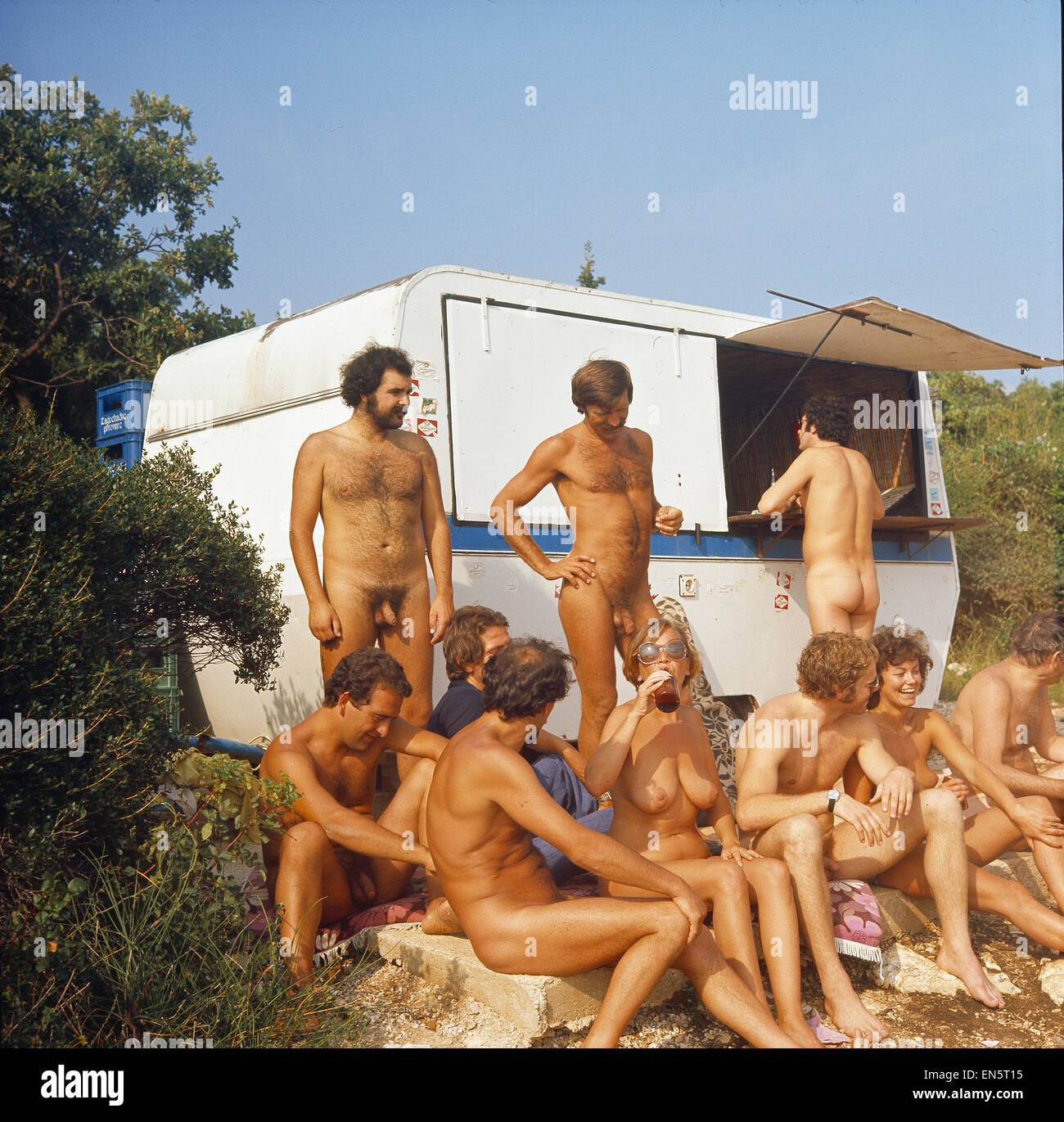 Kroatien Porno