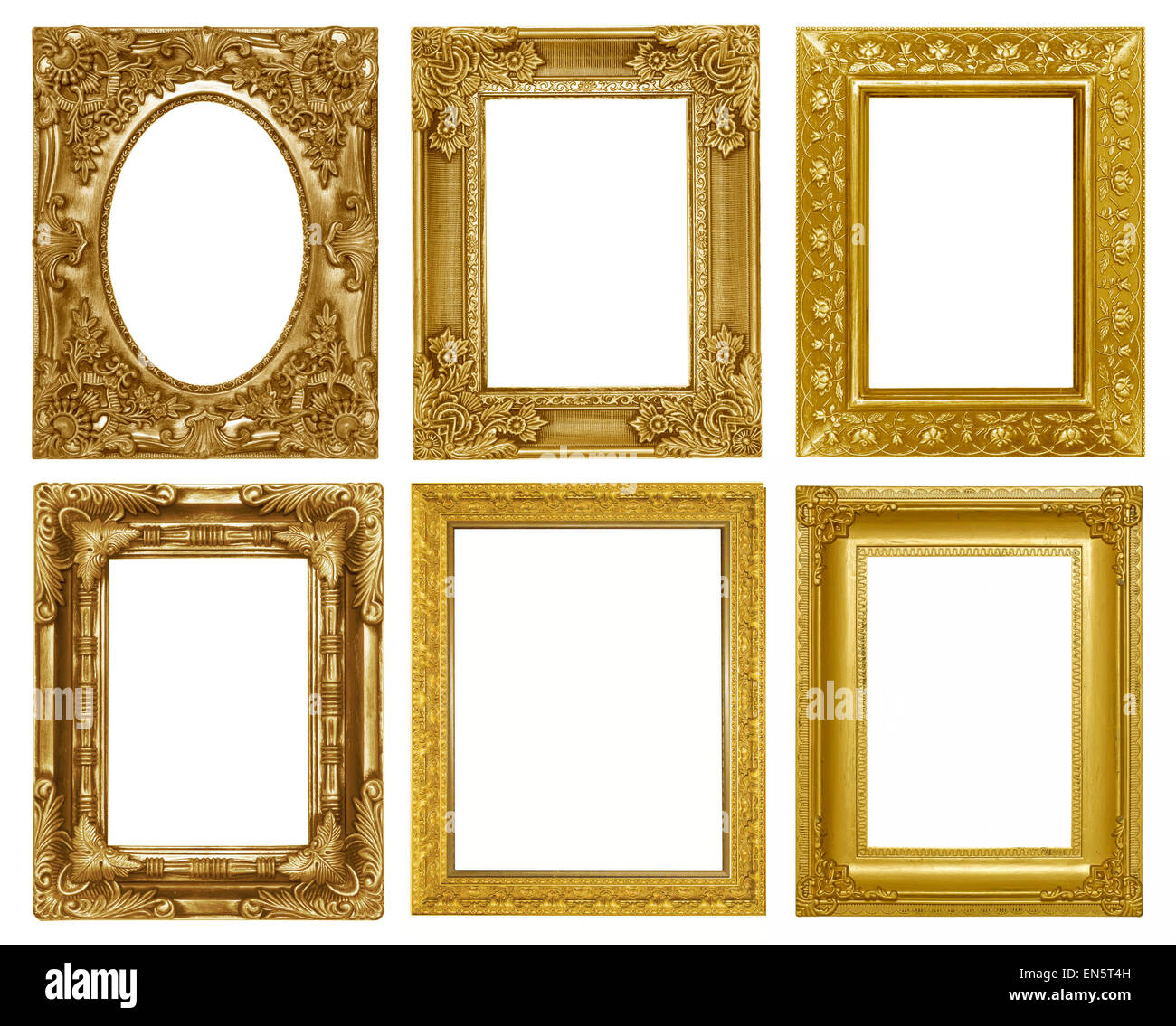 Black Gold Art Deco Frame Stock Photos Black Gold Art Deco Frame