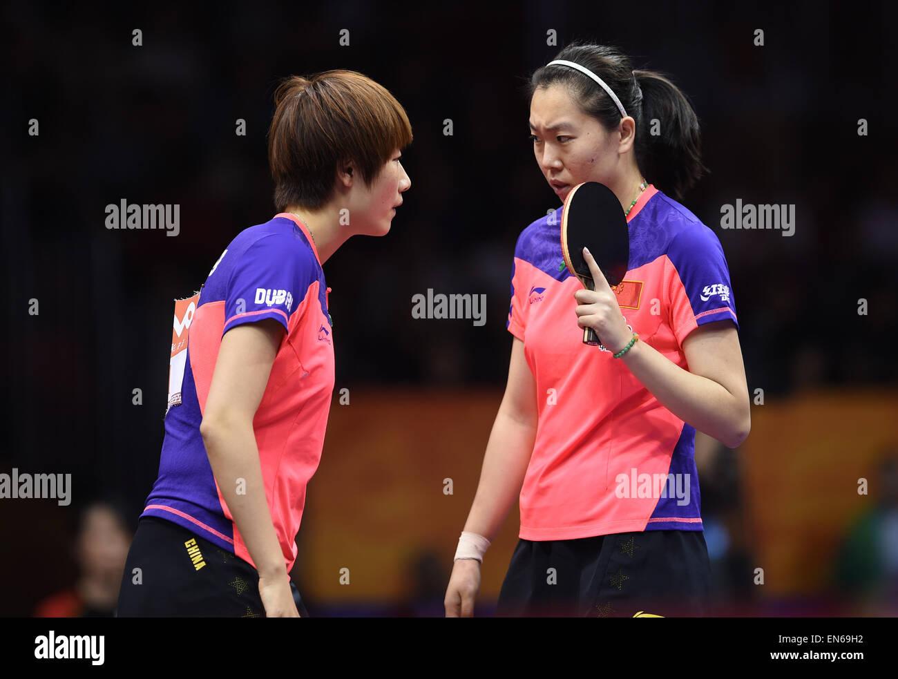 Ning li dating coach