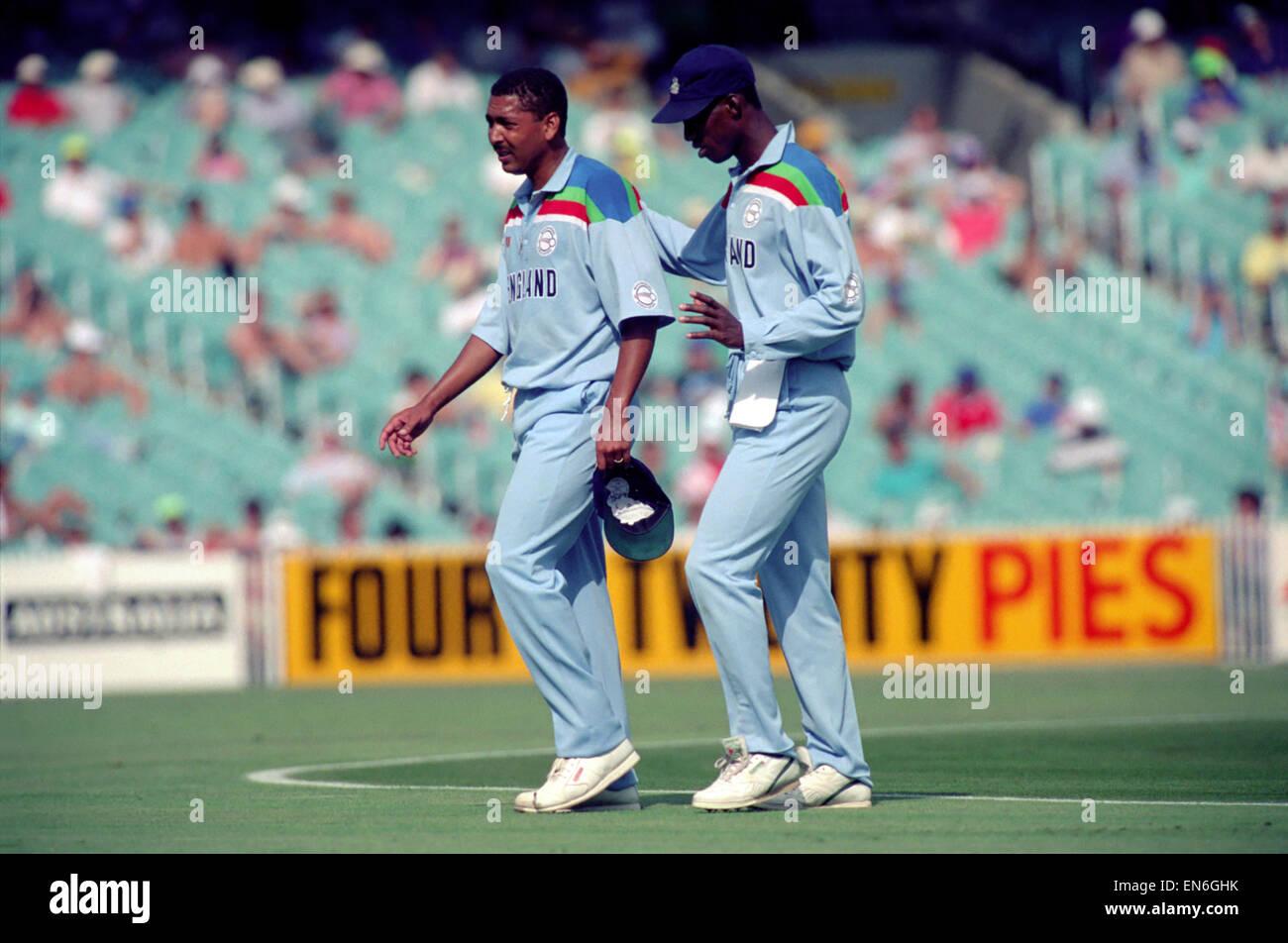 Cricket World Cup 1992 Australia Semi Final England V