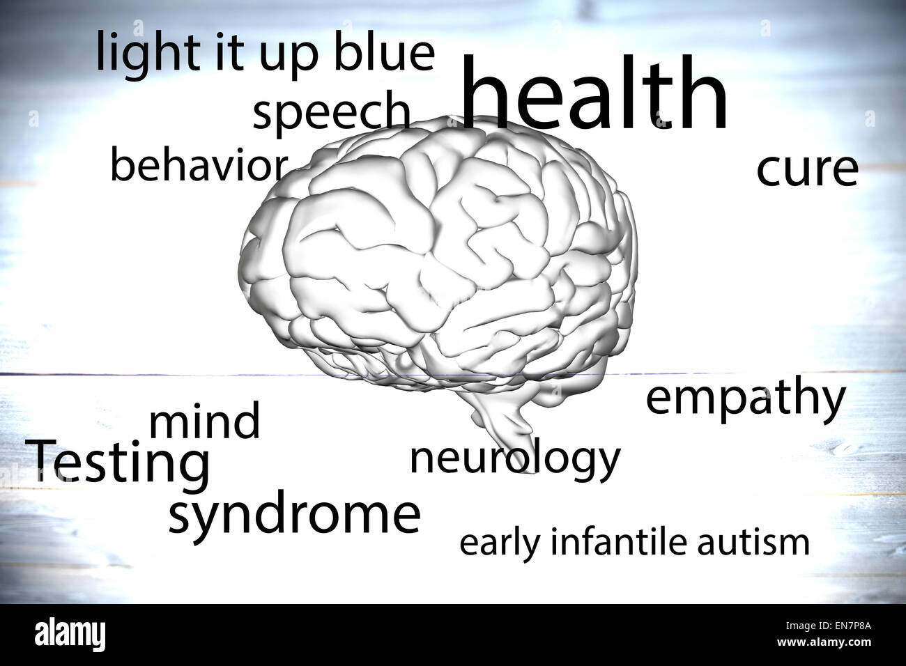 Early Infantile Autism Stock Photos Early Infantile Autism