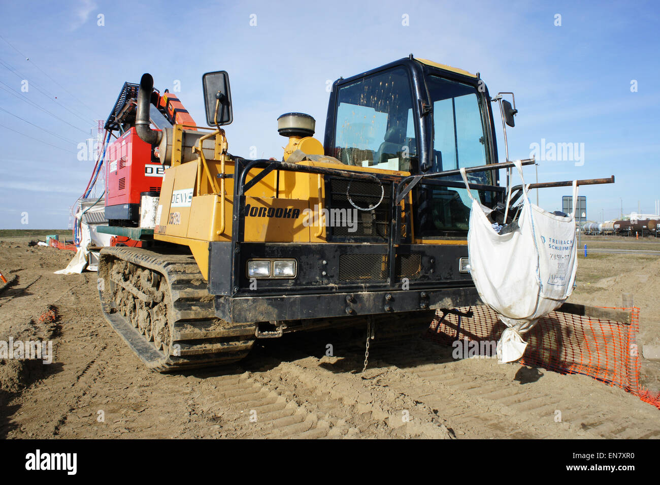 Morooka Rubber Track Carrier MST 2200VD, DENYS 05-314 pic1 - Stock Image
