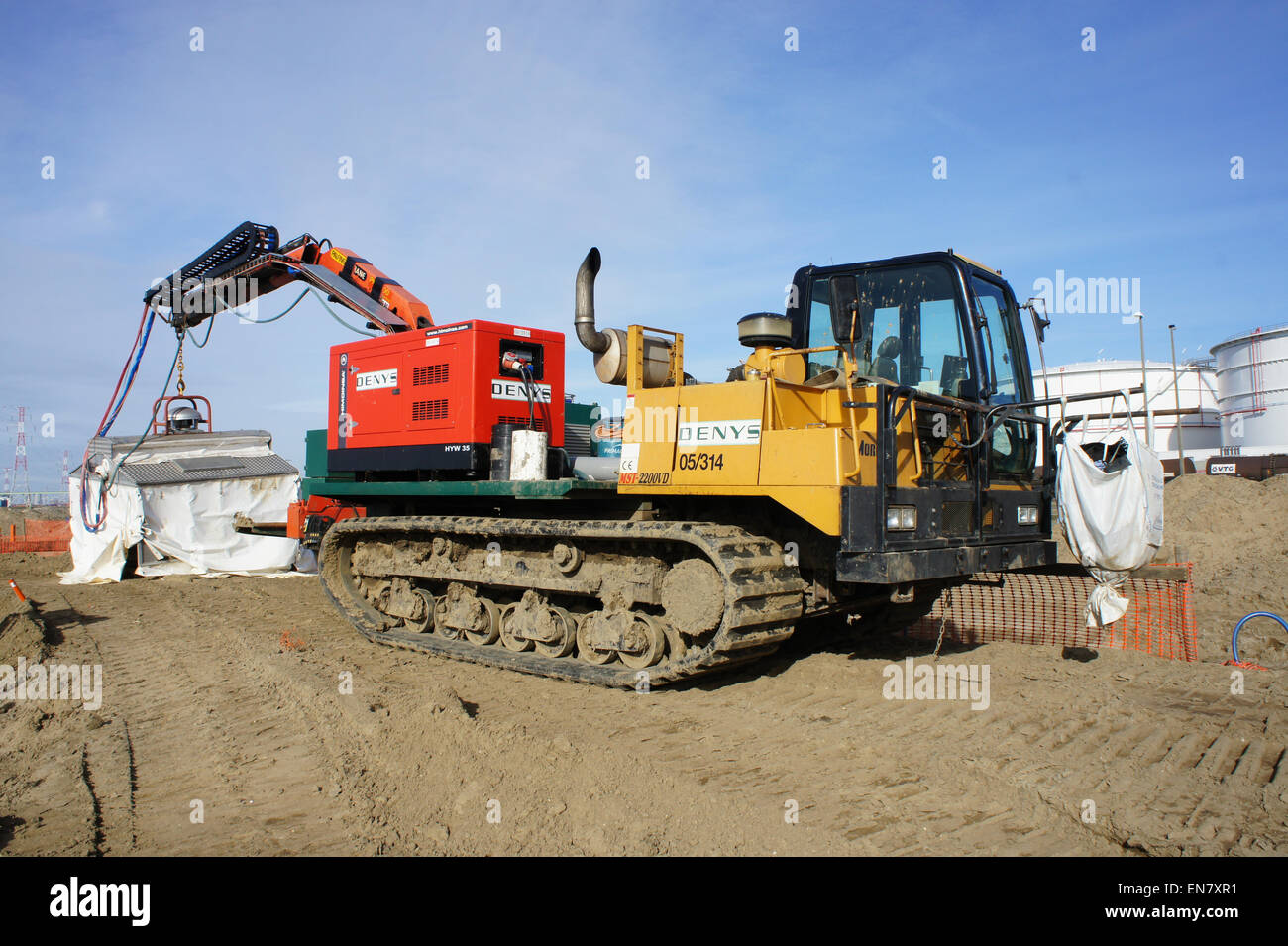 Morooka Rubber Track Carrier MST 2200VD, DENYS 05-314 pic2 - Stock Image