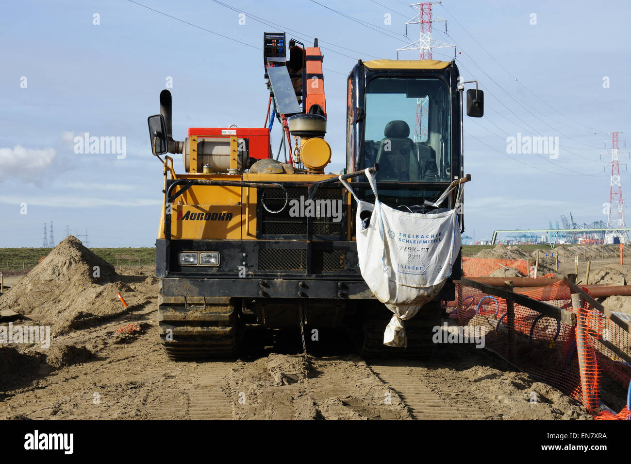 Morooka Rubber Track Carrier MST 2200VD, DENYS 05-314 pic5 - Stock Image