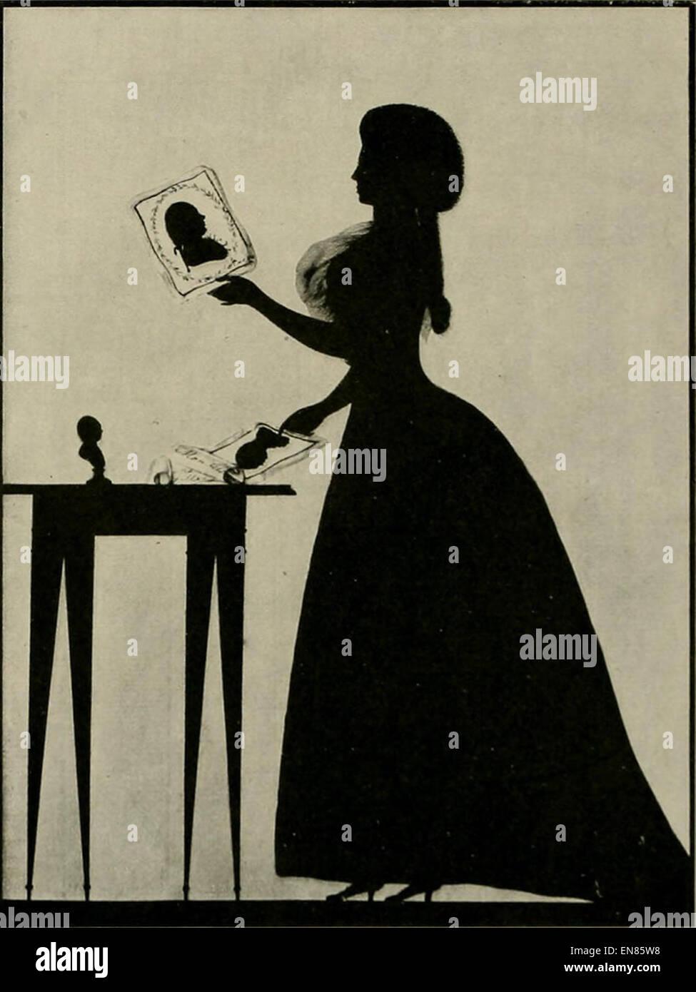 BIERMANN(1914) Abb.1302 MARIE WILHELMINE AUGUSTE, KC396NIGIN VON BAYERN (14780429204) - Stock Image
