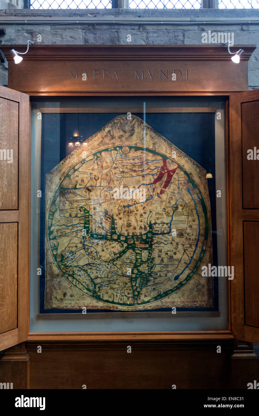 Hereford Map Stock Photos Hereford Map Stock Images Alamy