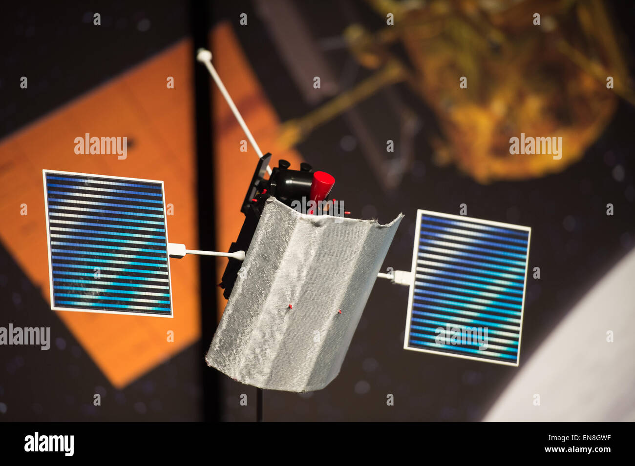 Mercury Surface Space Environment Geochemistry And Ranging ...