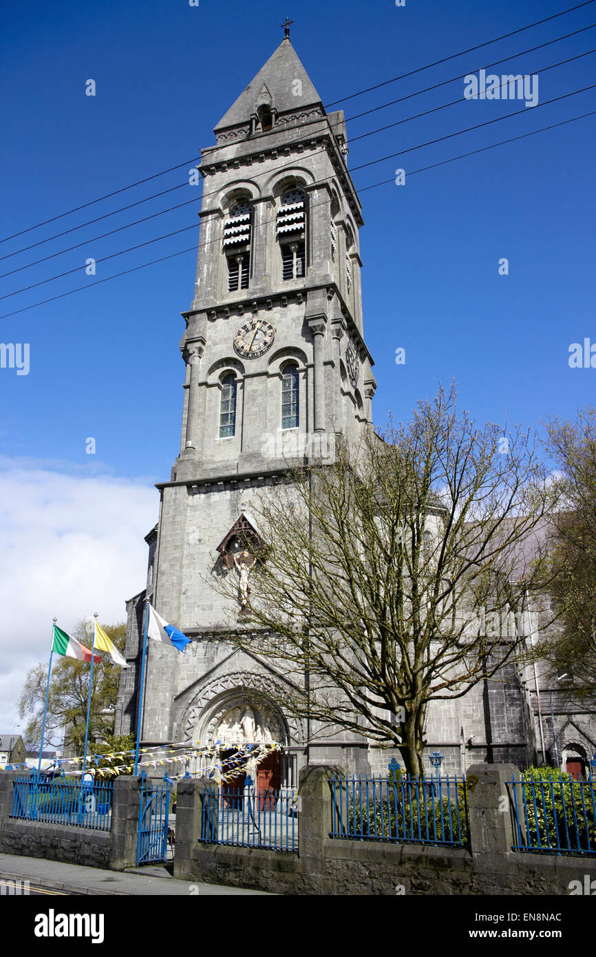 cathedral church of the immaculate conception sligo republic of ireland - Stock Image