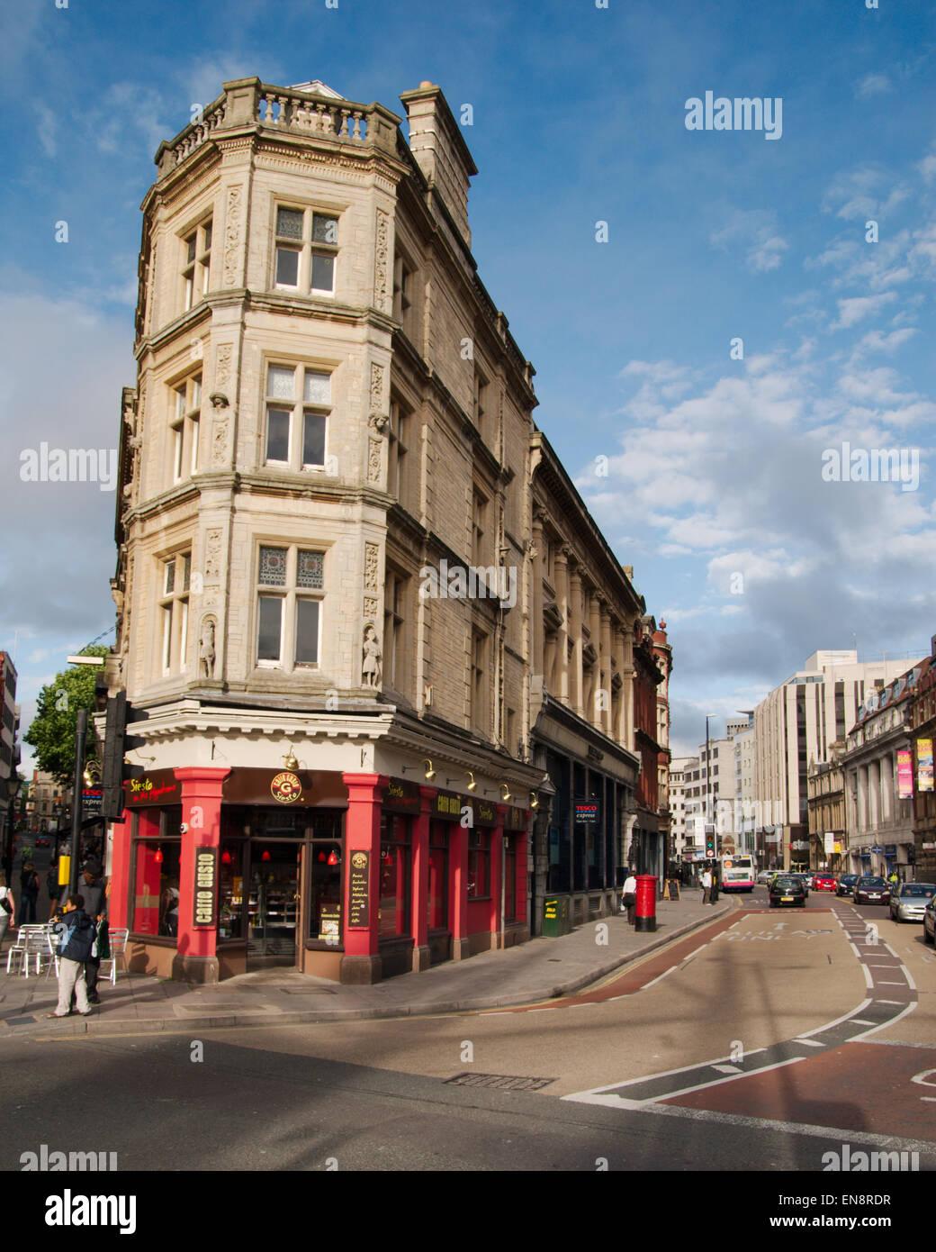 Clare Street, Bristol, England Stock Photo: 81943283 - Alamy