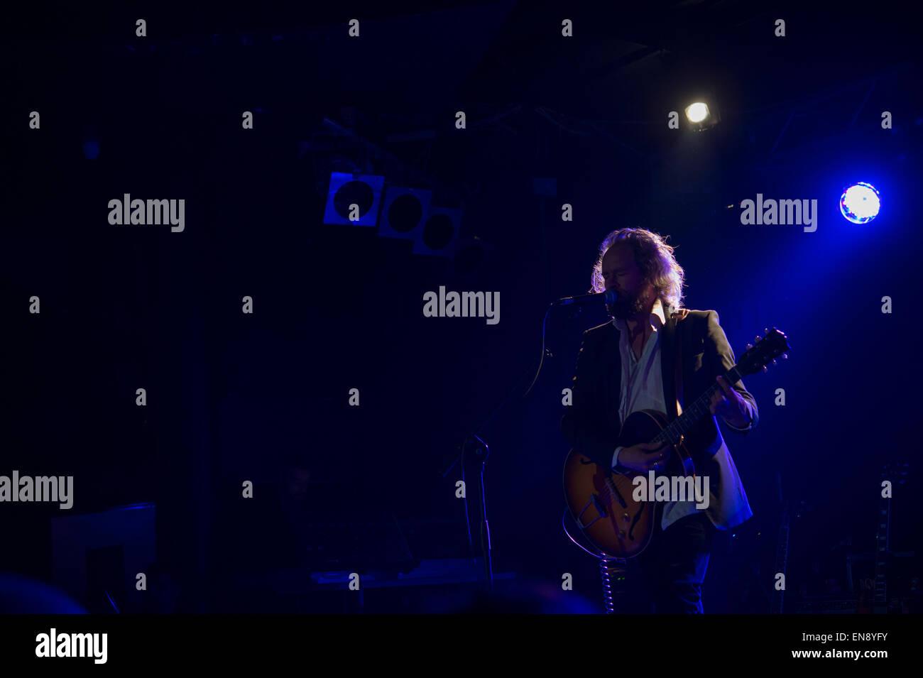 Duke Garwood Band, Orion Club, Ciampino, Rome, Italy 5-03-2015 - Stock Image