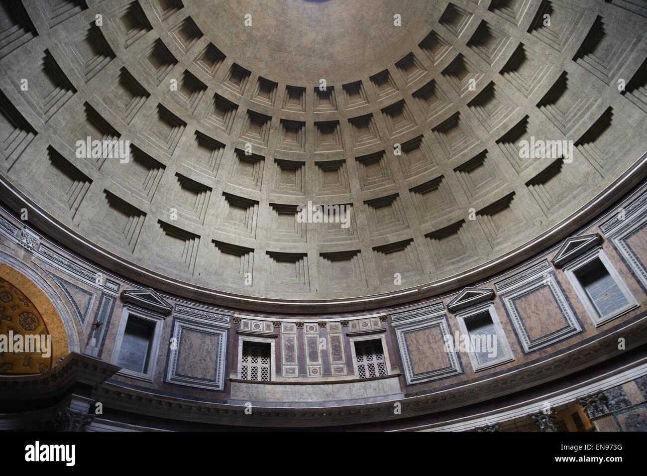 Ancient Rome Architecture Dome