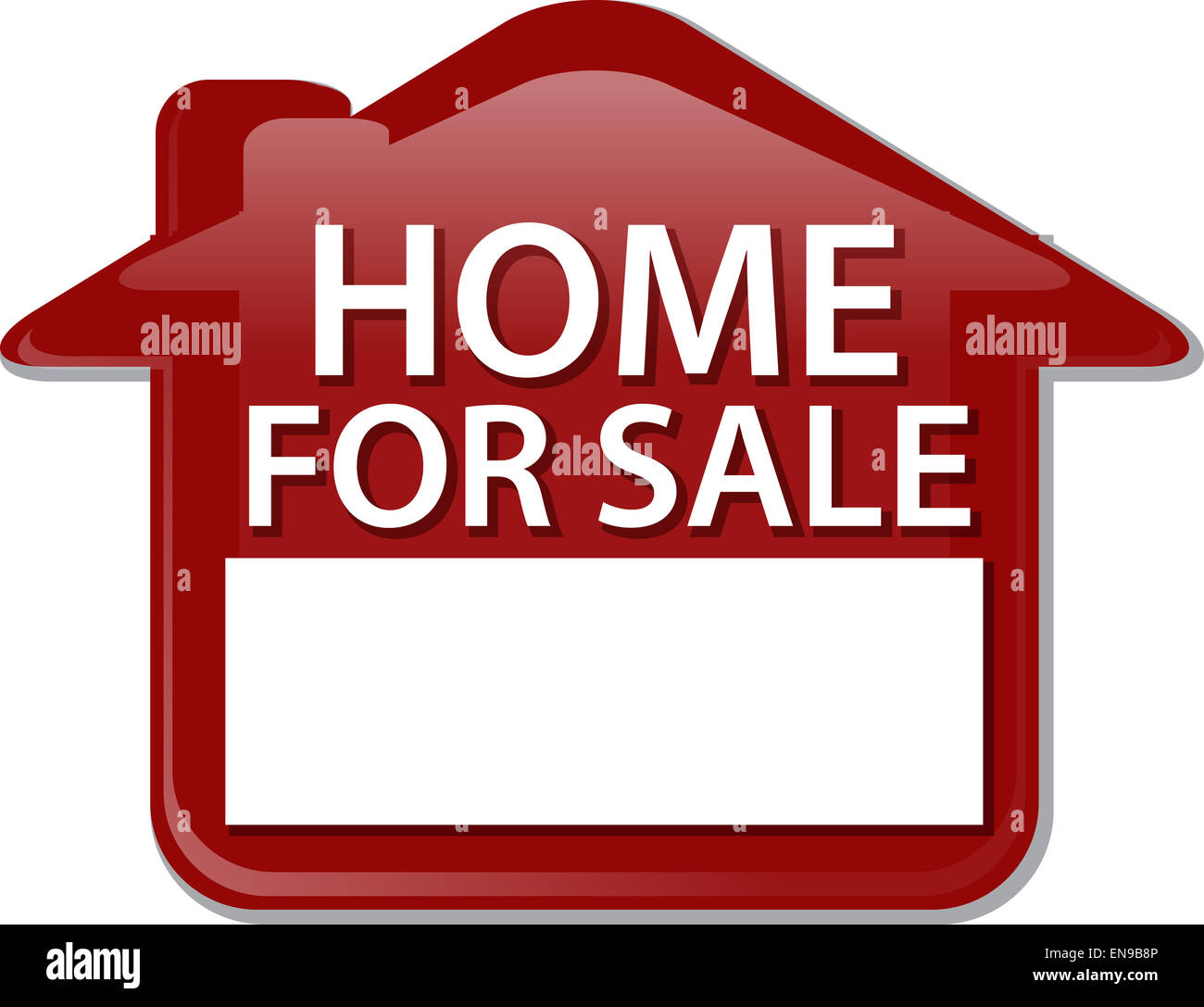 illustration concept clipart home for sale sign house selling stock rh alamy com clipart for sale salesman clipart
