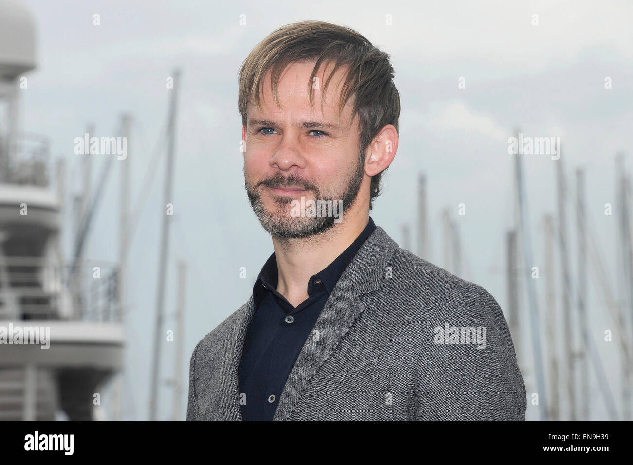 Dominic Monaghan (2014/10/13) - Stock Image