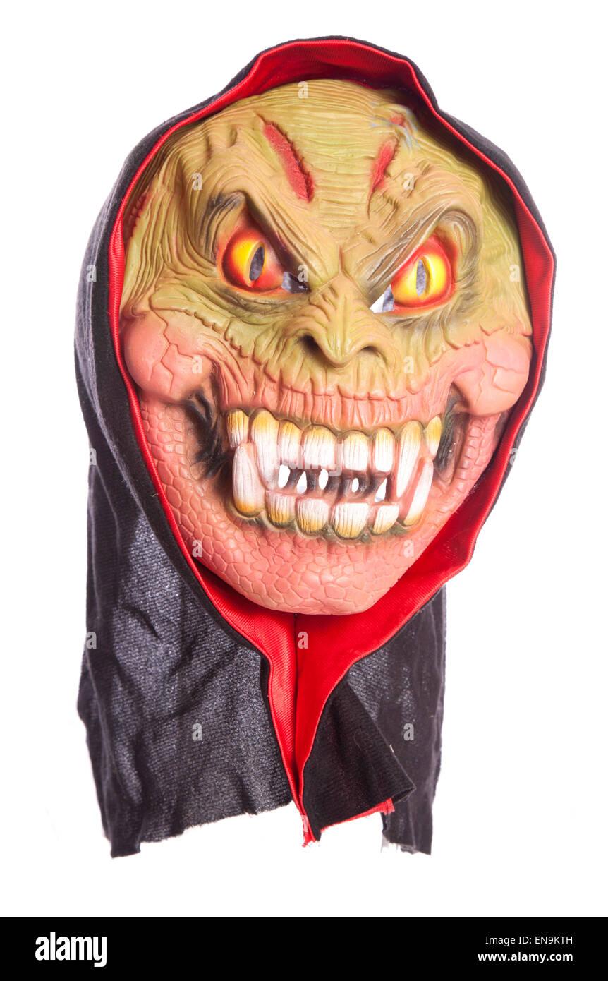 Scary Halloween Fancy Dress Mask Cutout