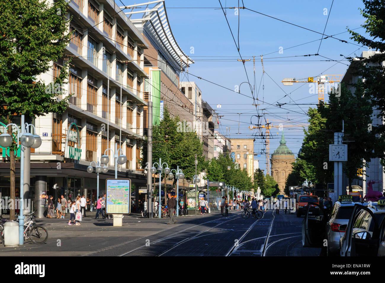Mannheim Shopping