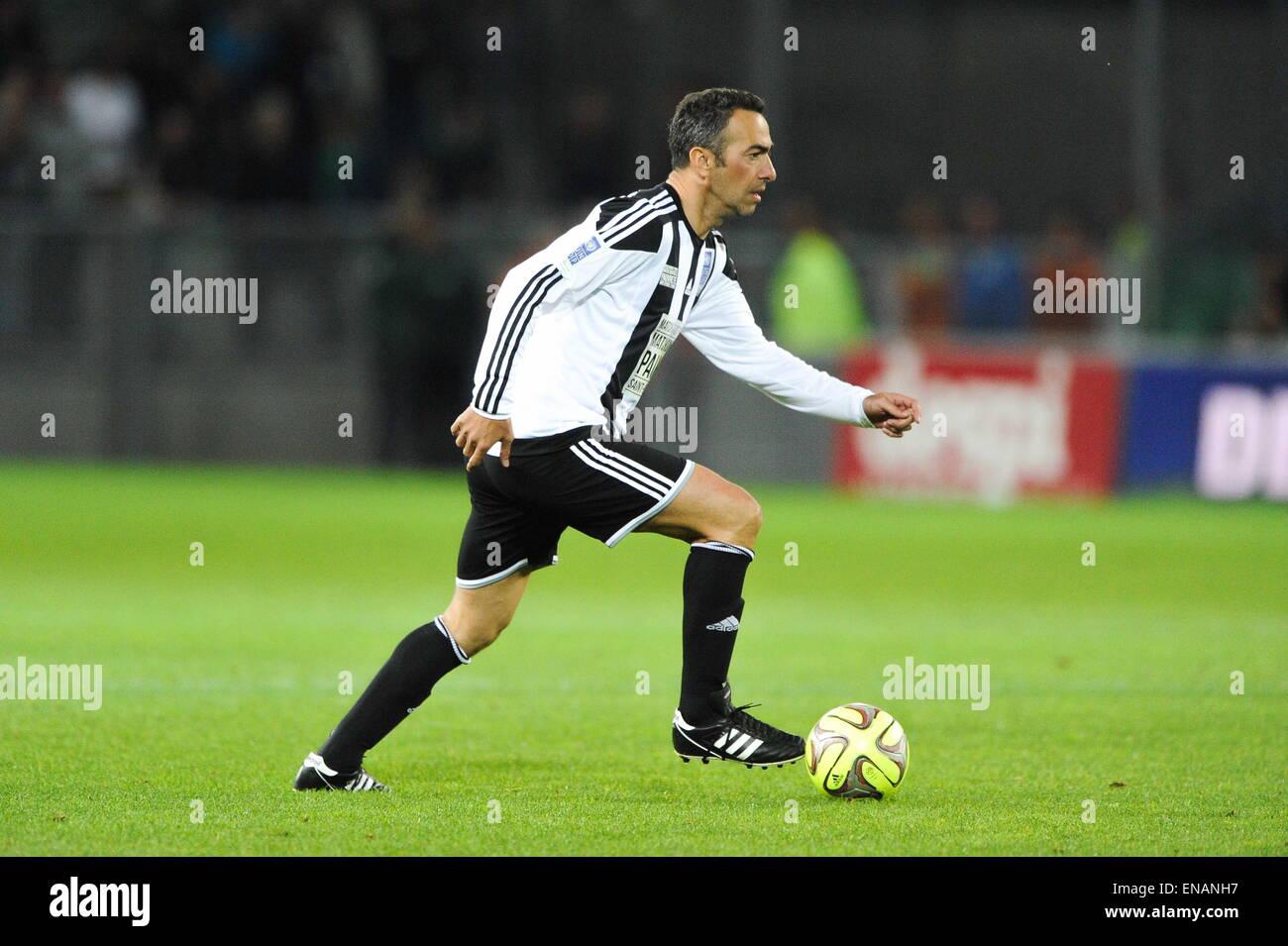 Yuri Djorkaeff: biography of the French football player 60