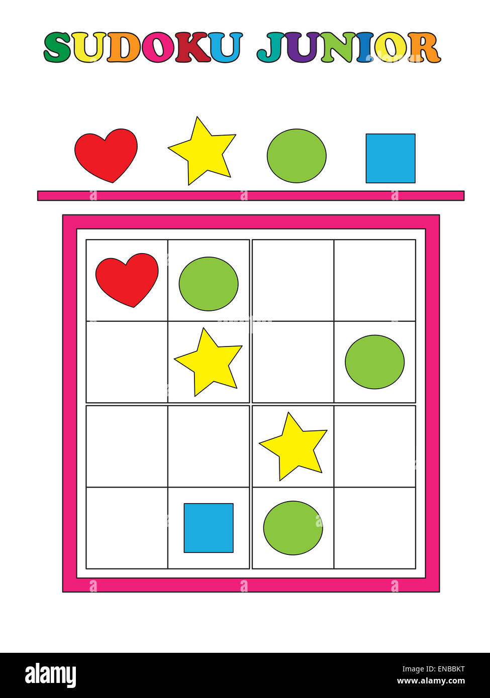 how to play sudoku for kids