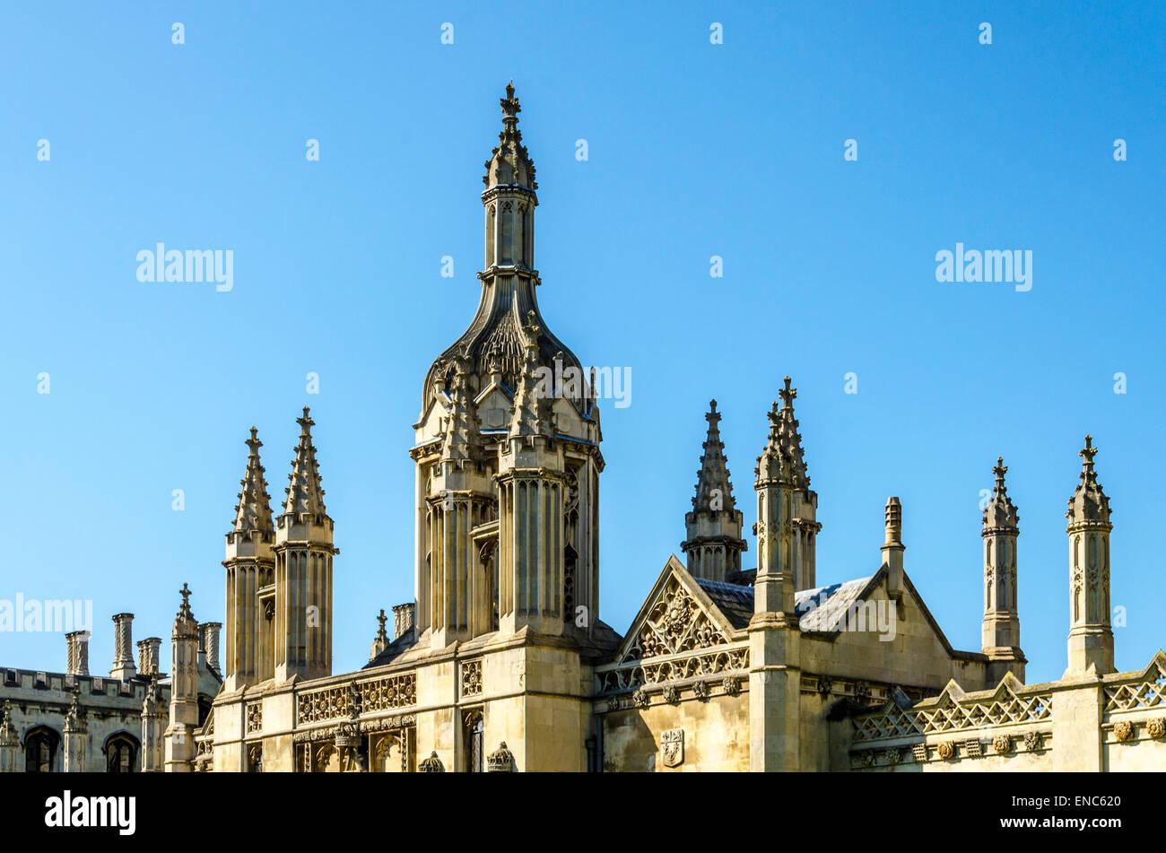 King's College, Cambridge - Stock Image