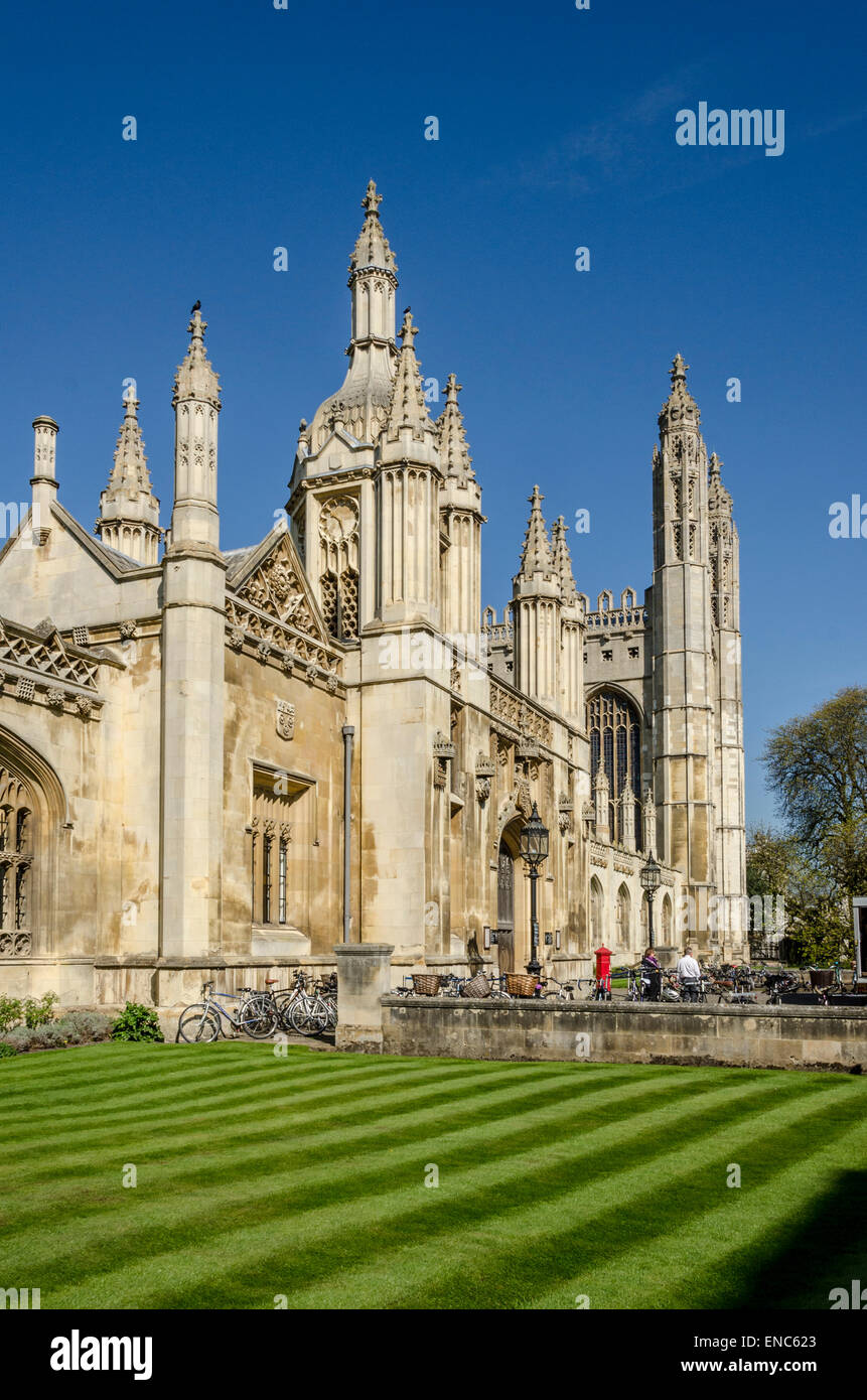 King's College, Cambridge - Stock Image