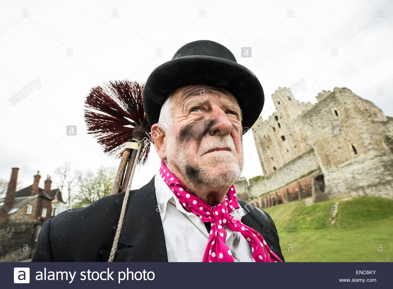 Chimney Sweep Victorian Stock Photos Chimney Sweep Victorian Stock