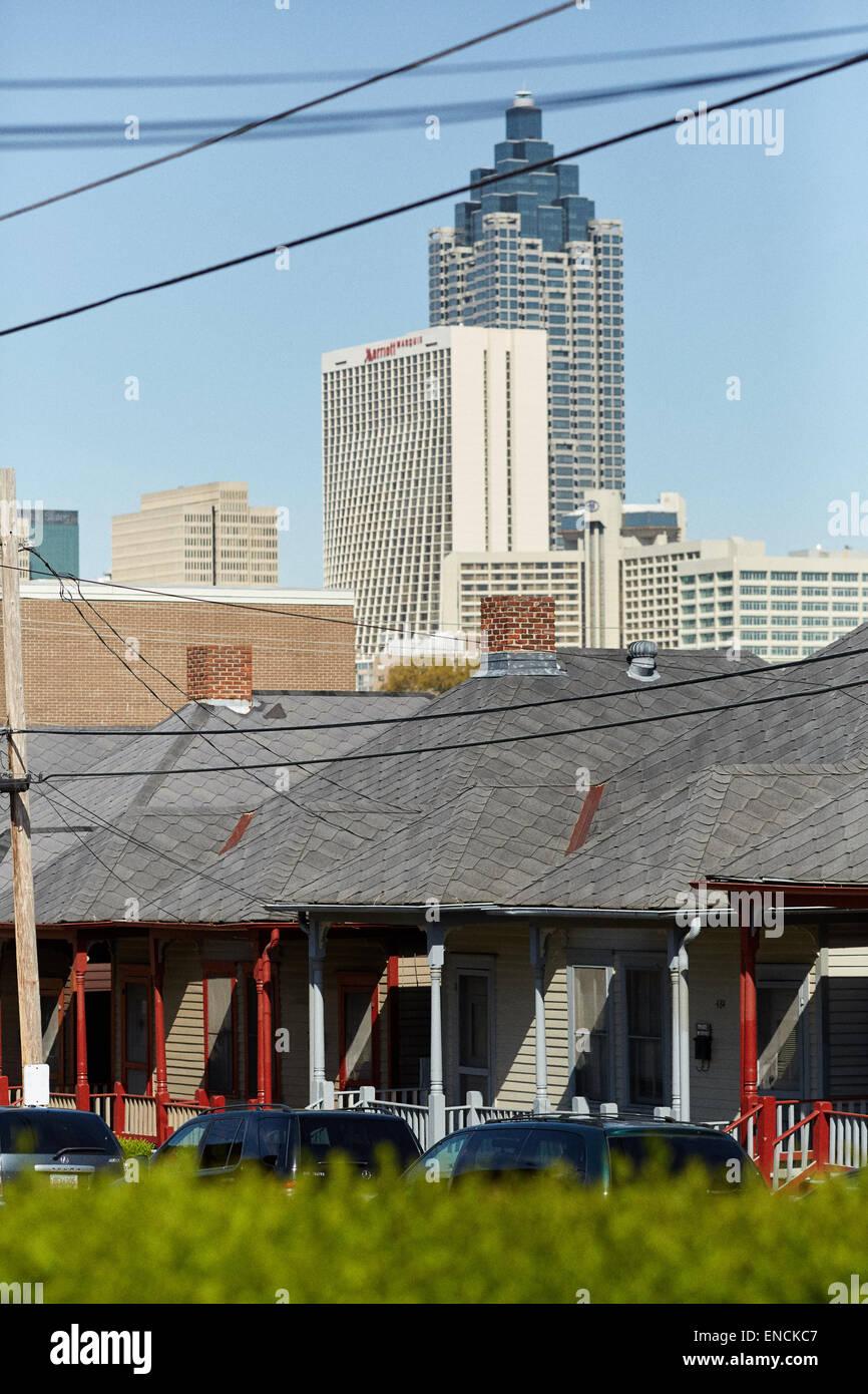 Atlanta in Georga USA  'Behold', Martin Luther King, Jr., National Historic Site, Martin Luther King Jr. - Stock Image