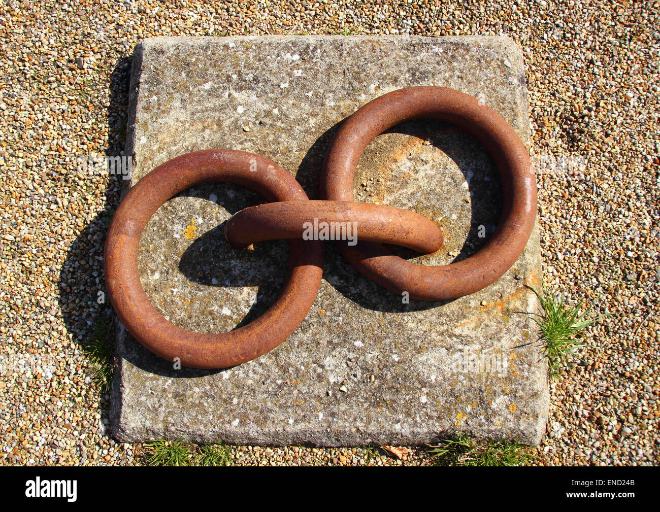 photos rusty rings stock images rust alamy photo image