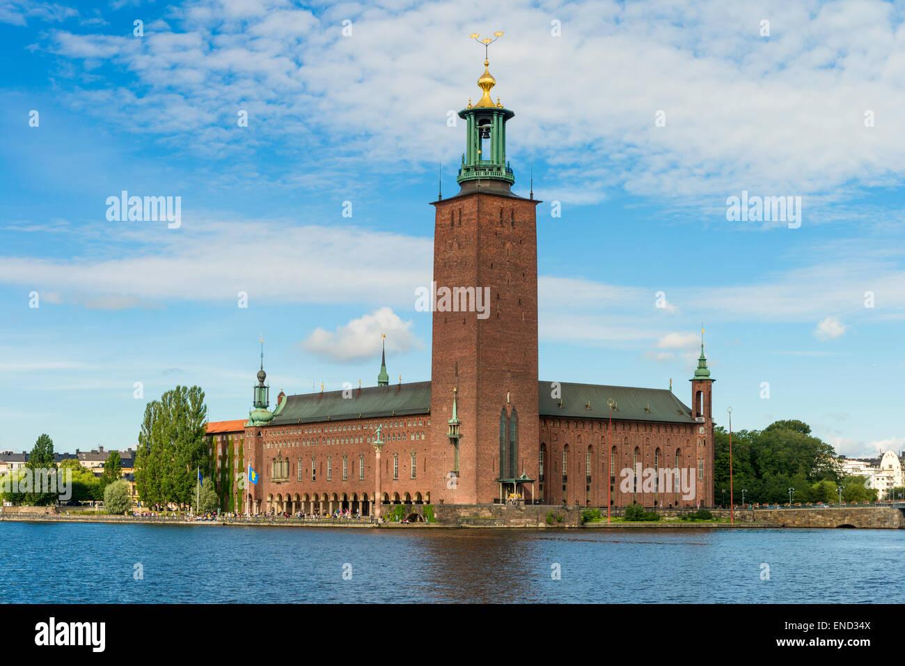 92e6e327d5cf View of Stockholm City Hall (