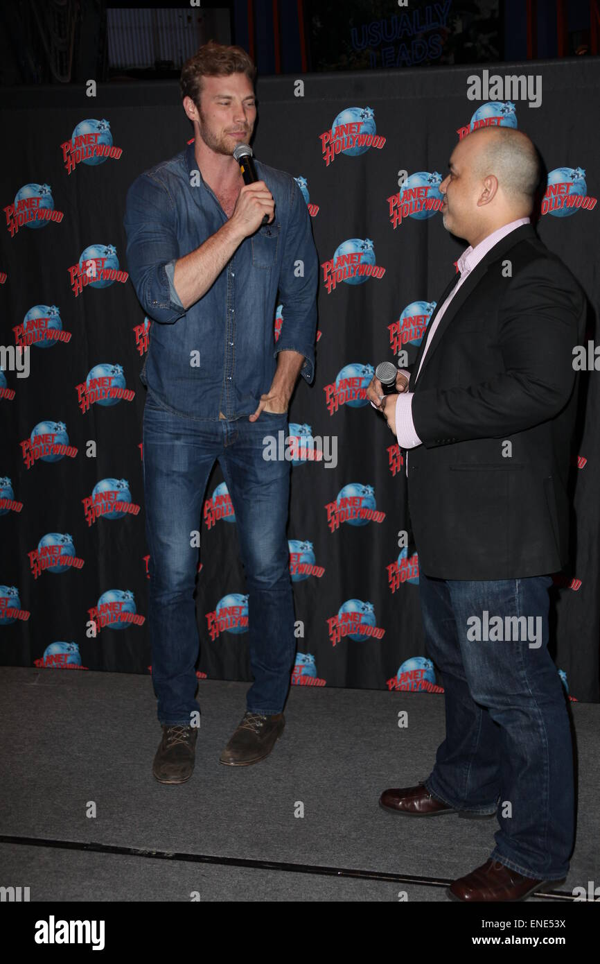 Carlton abc stock photos carlton abc stock images alamy derek theler star of abc familys baby daddy at a meet and greet with m4hsunfo