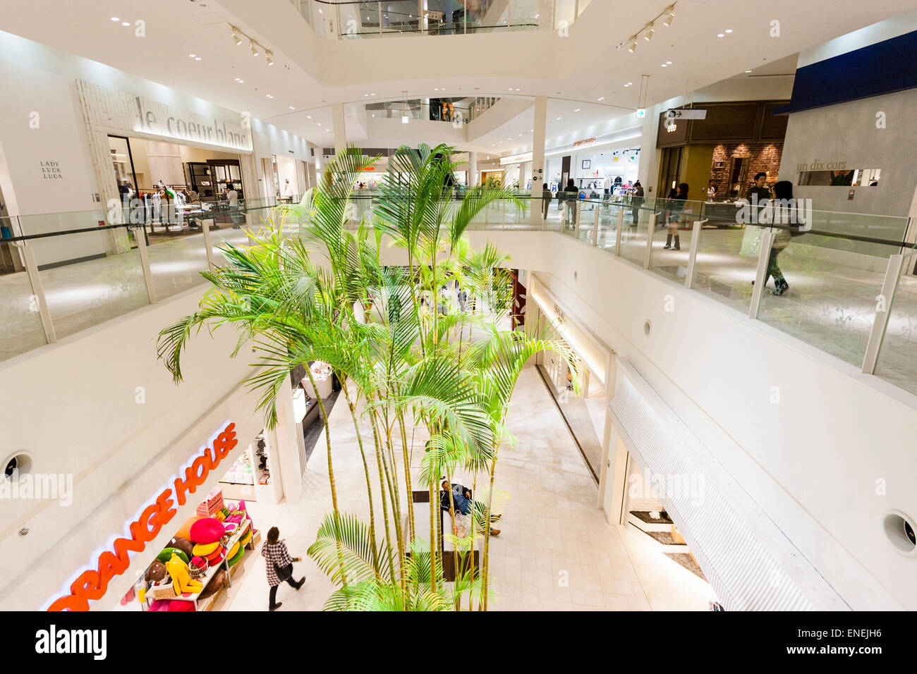 The Gardens Mall Stock Photos & The Gardens Mall Stock Images - Alamy