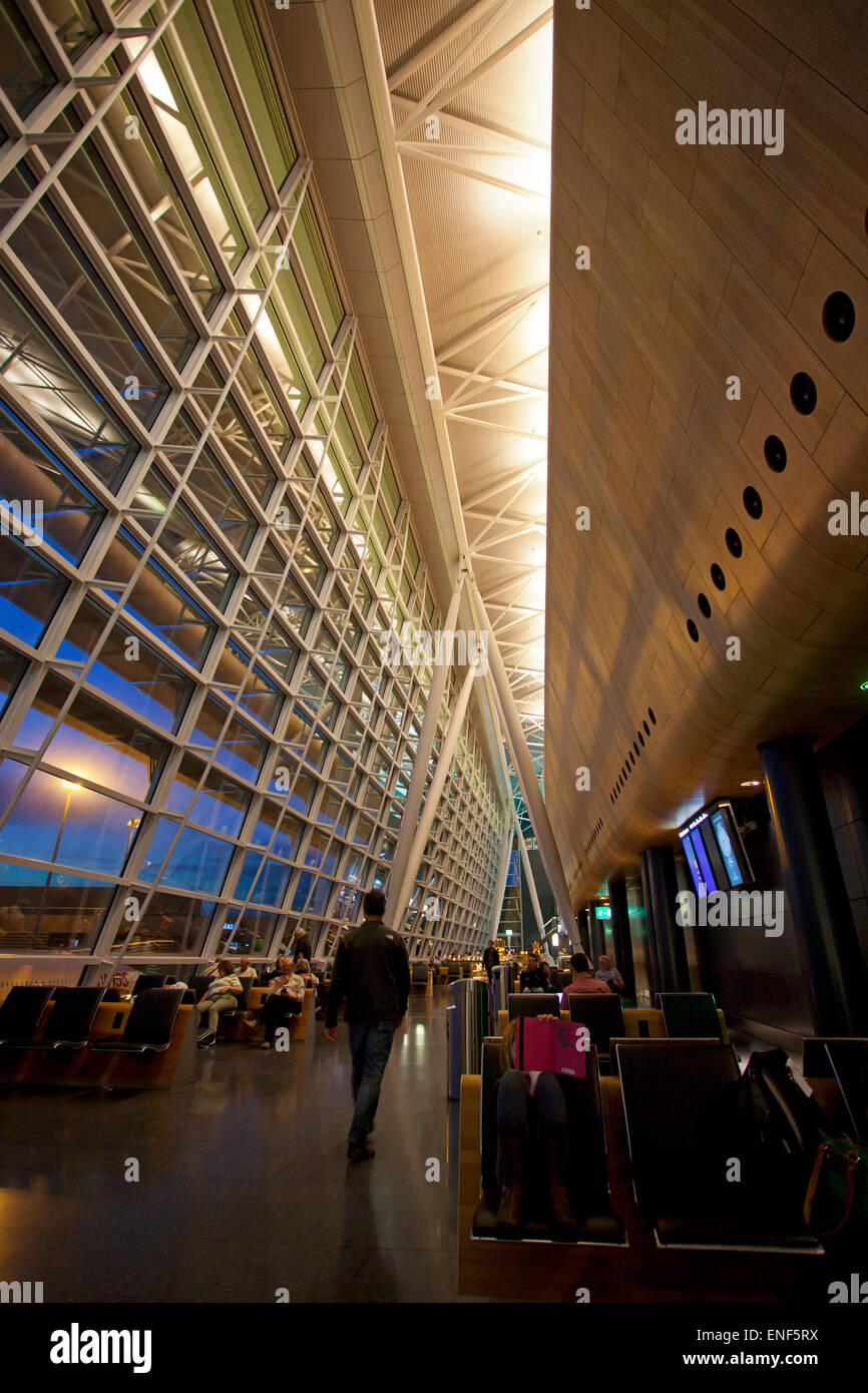 Zürich Airport Flughafen, Zurich, Switzerland - Stock Image
