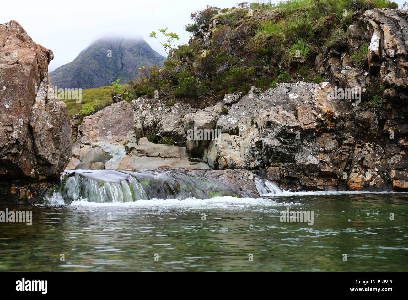 Fairy Pools - Stock Image