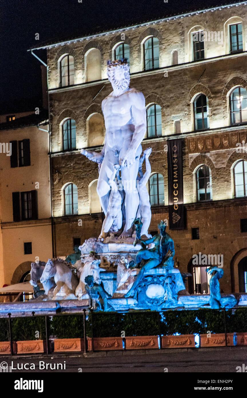 Week-end a Firenze - Stock Image