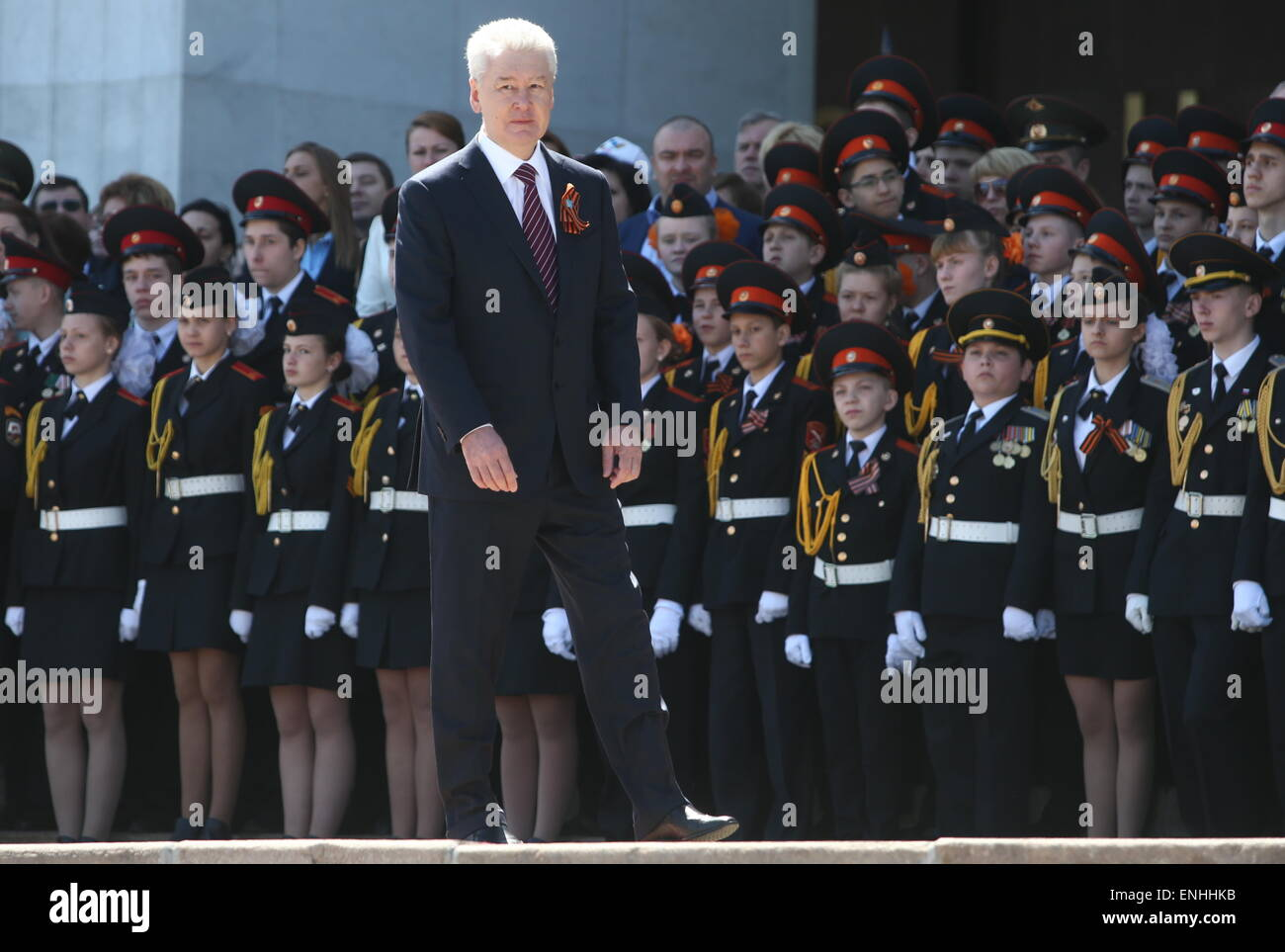 Sobyanin Headquarters, beautiful girls and 3D Moscow