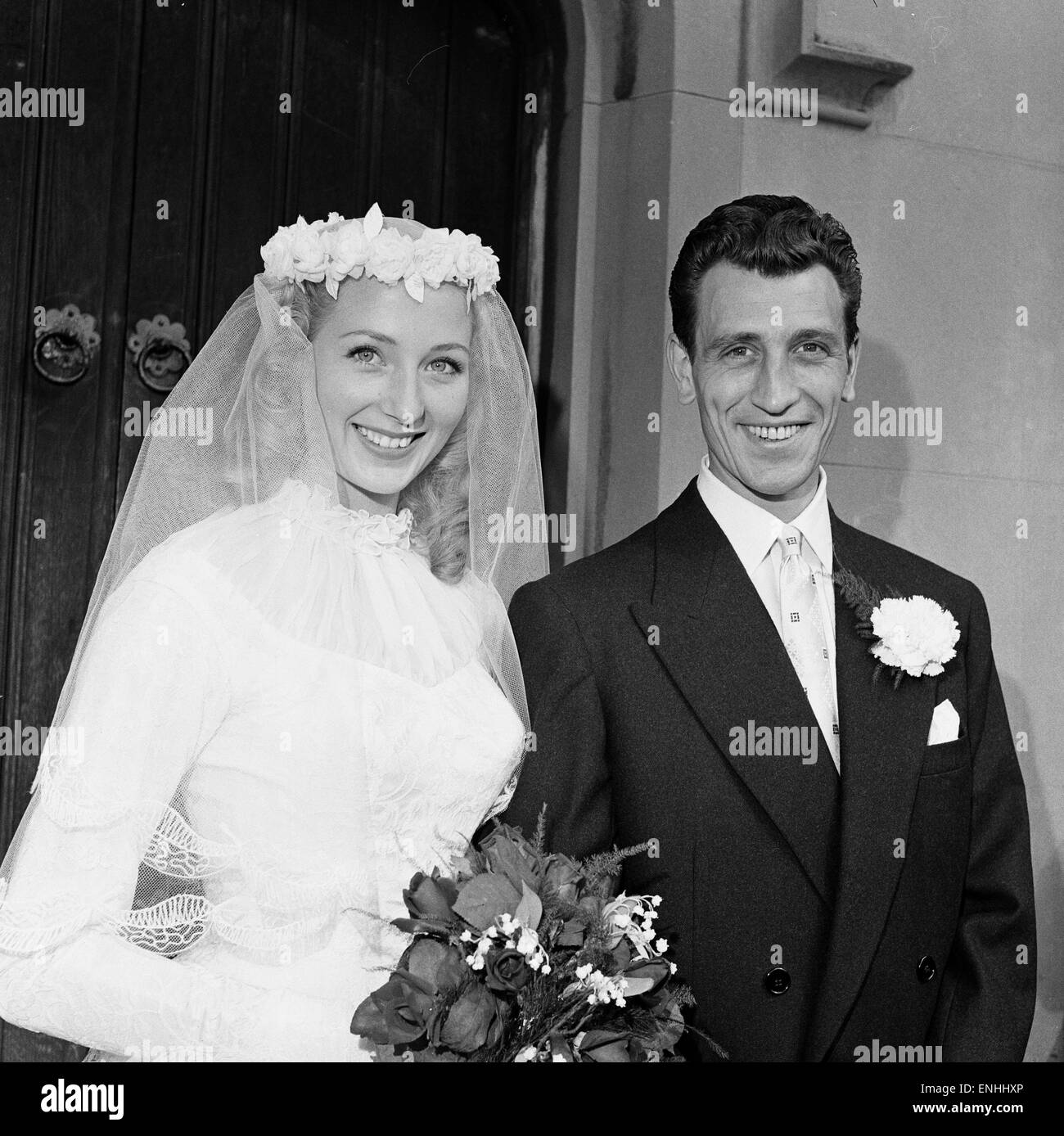 bluebell sheila masters 22 weds frenchman maurice brerot