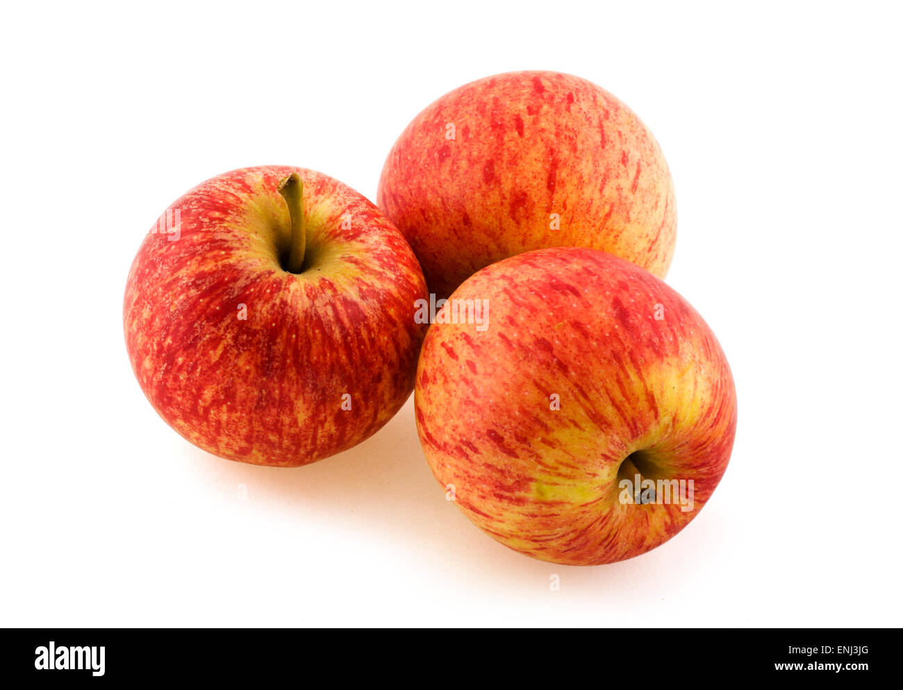 Gala Apples - Stock Image