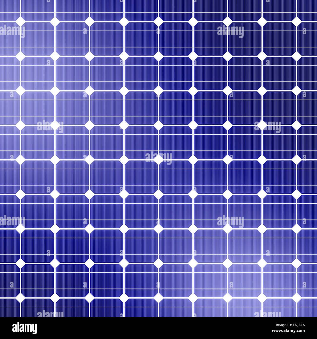 3d Render Of Solar Panel Texture Stock Photo 82152262 Alamy