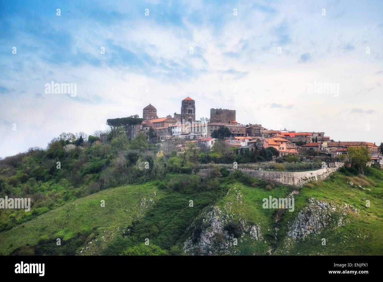 Casertavecchia, Caserta, Campania, Italy Stock Photo