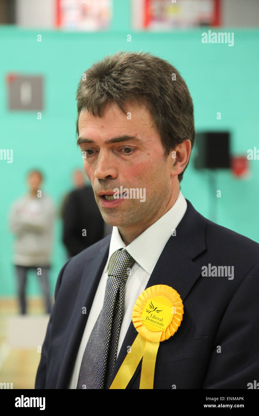 Portrait of Tom Brake, Liberal...