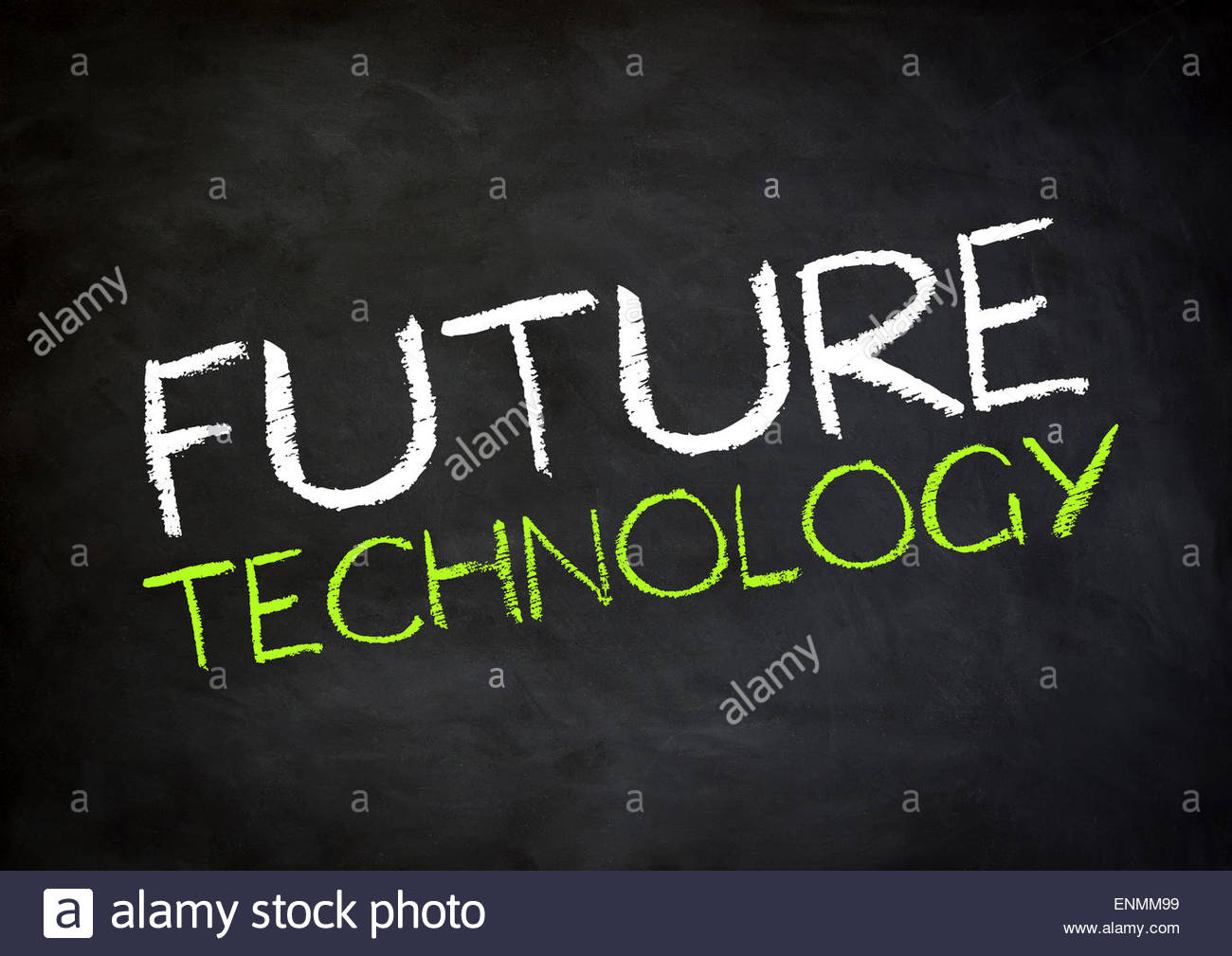 Future Technology - Stock Image