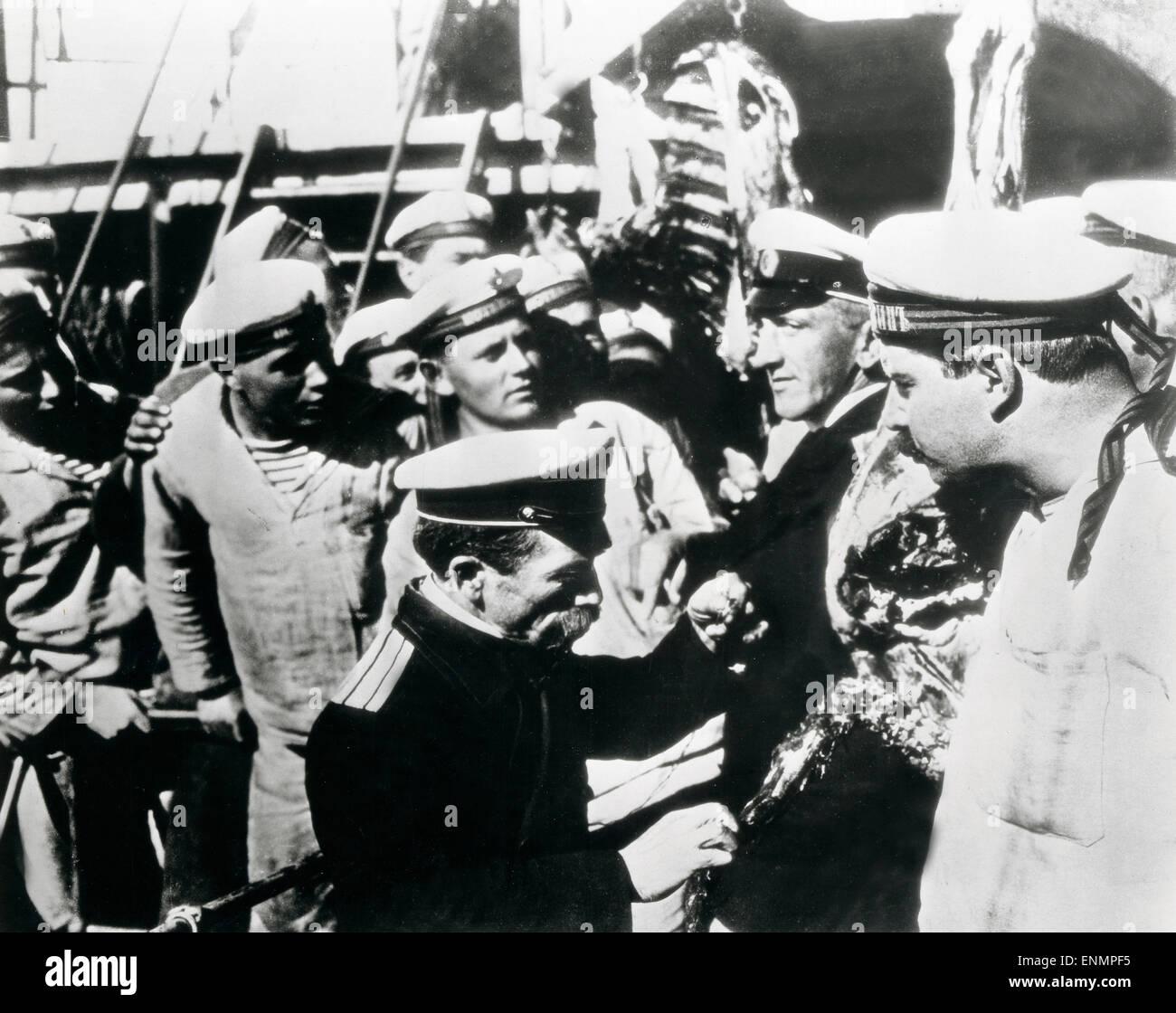 Bronenosez Potjomkin, Bronenosets Potyomkin, UdSSR 1925, aka: Panzerkreuzer Potemkin, Battleship Potemkin, Regie: - Stock Image