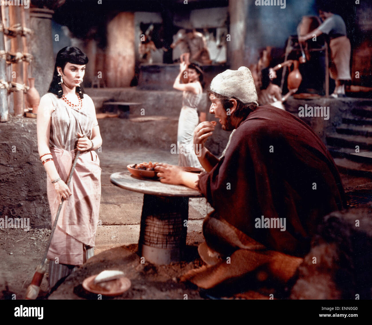 Image result for peter ustinov jean simons the egyptian