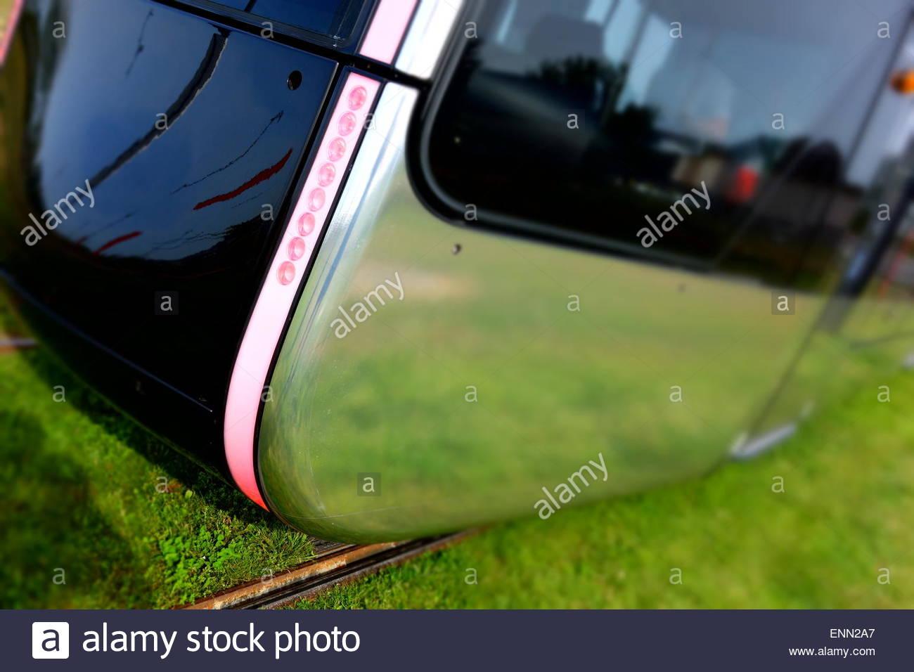 Tours, Tramway - Stock Image