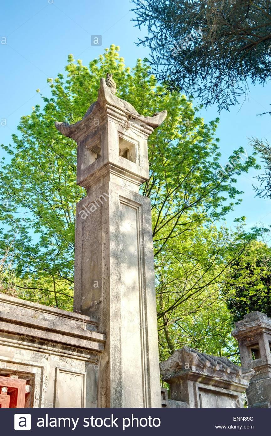 jardin porte de vincennes Paris, Bois de Vincennes, Jardin d agronomie tropicale (The Jardin d  Agronomie Tropicale