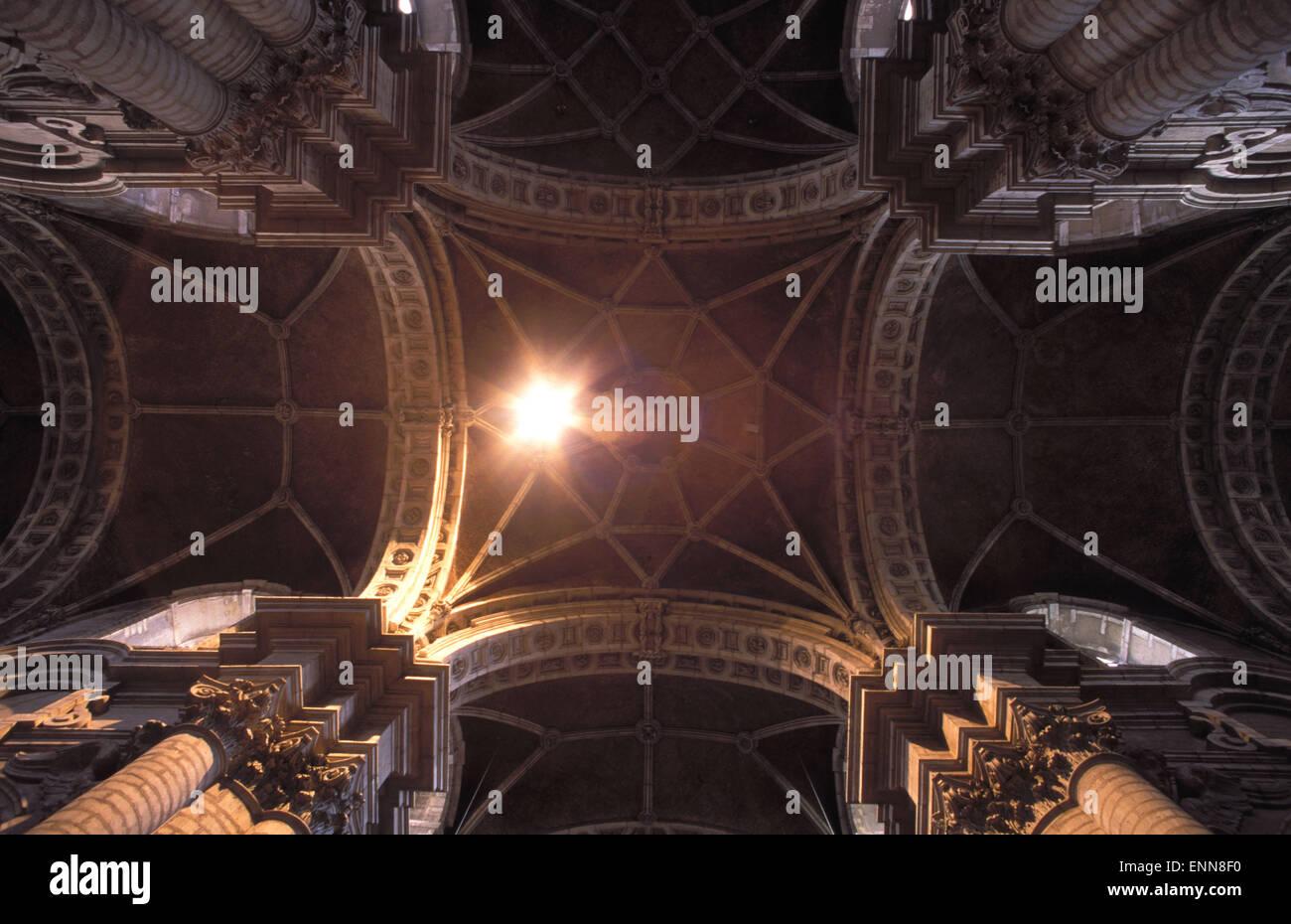 BEL, Belgium, Brussels, church St.-Jean-Baptiste-au-Beguinage.  BEL, Belgien, Bruessel, Kirche St.-Jean-Baptiste - Stock Image