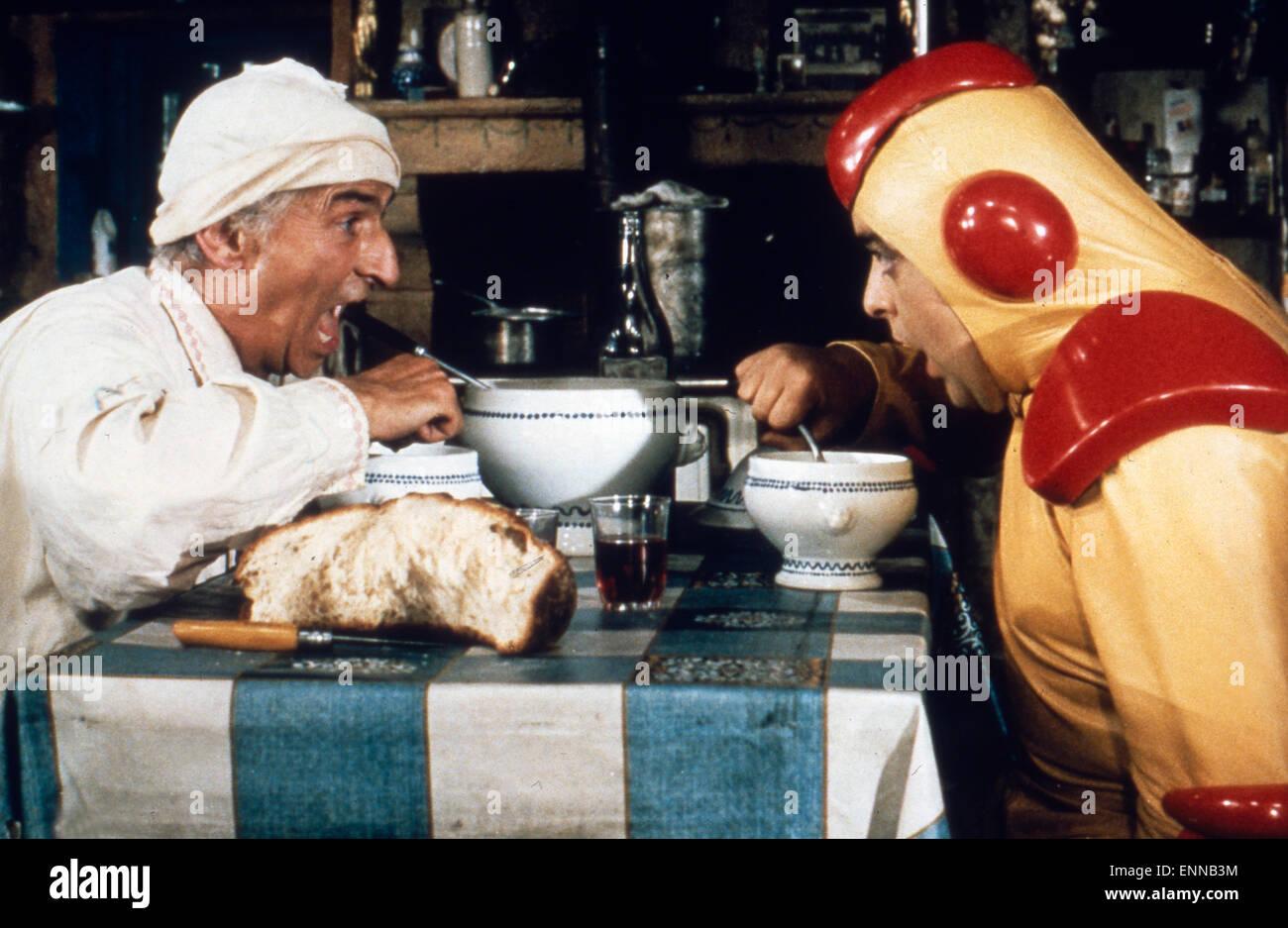 La Soupe Aux Choux Frankreich 1981 Aka Louis Und Seine Stock