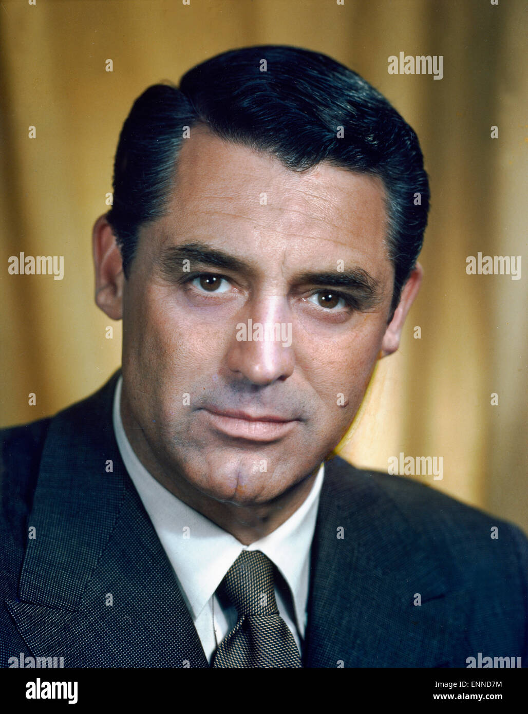 der amerikanische schauspieler cary grant ca ende 1950er jahre stock photo 82220648 alamy. Black Bedroom Furniture Sets. Home Design Ideas
