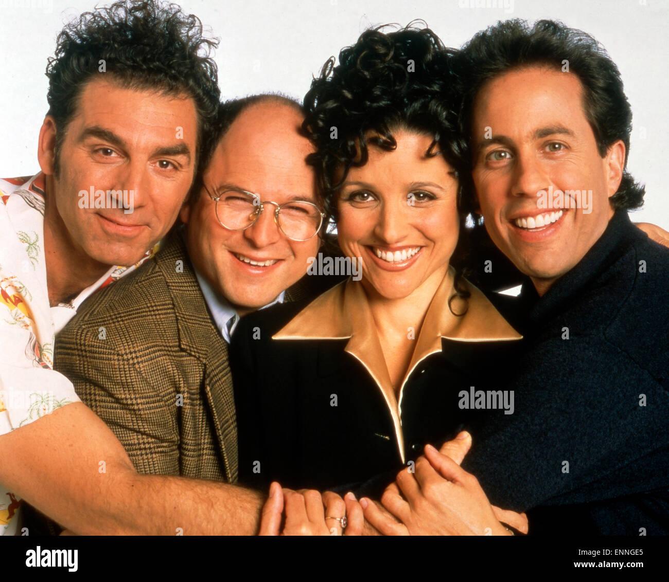 Julia Louis Dreyfus Seinfeld Fotografie Stock Julia Louis-7834